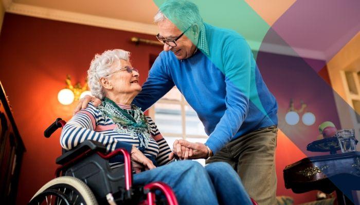 Consejos para cuidar a una persona en silla de ruedas