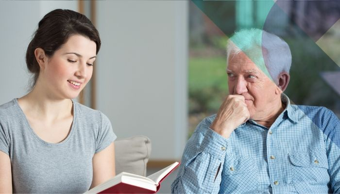 Terapia ocupacional: así puede ayudar a un adulto mayor