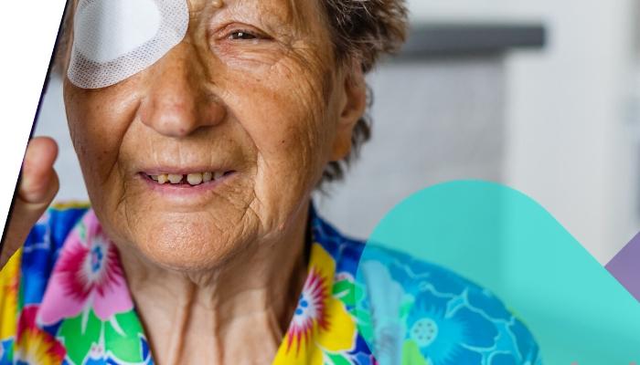 Lo más importante del cuidado de la vista en personas mayores