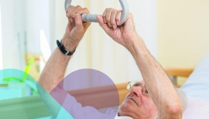 Protocolo completo sobre cambios posturales en pacientes encamados