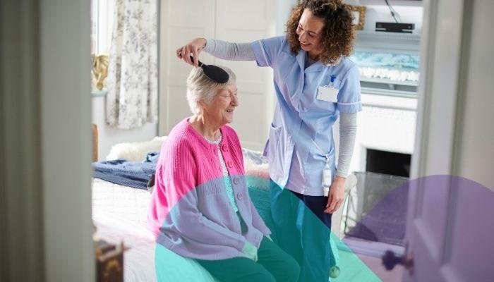 Tips para fortalecer tu vínculo con el adulto mayor