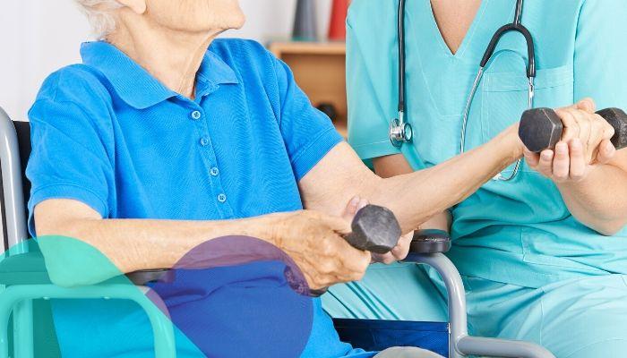 Refuerza las articulaciones del paciente con estos ejercicios