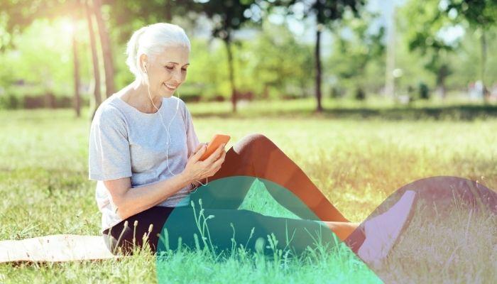 3 técnicas de relajación para cuidadores de tiempo completo