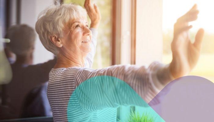 Los secretos para envejecer de modo saludable
