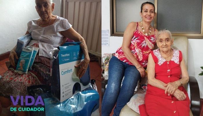 La comunidad de Facebook de Vida de Cuidador recibe donaciones