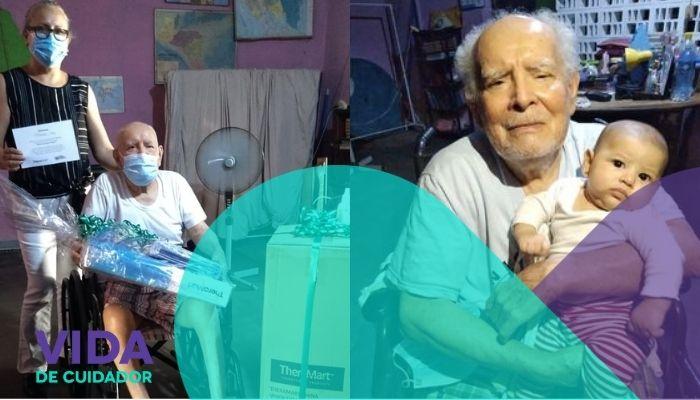 Mercedes Silva nos cuenta su conmovedor testimonio como cuidadora